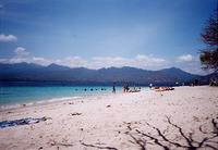 Gili_beach